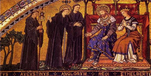 Мученик Этельберт II, король Восточной Англии