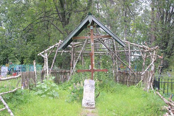 Восстанавливающейся мужской монастырь в Рябовской слободе, где покоятся мощи Преподобного Вассиана Рябовского