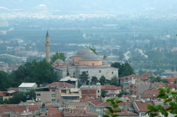Город Бурса (Турция)