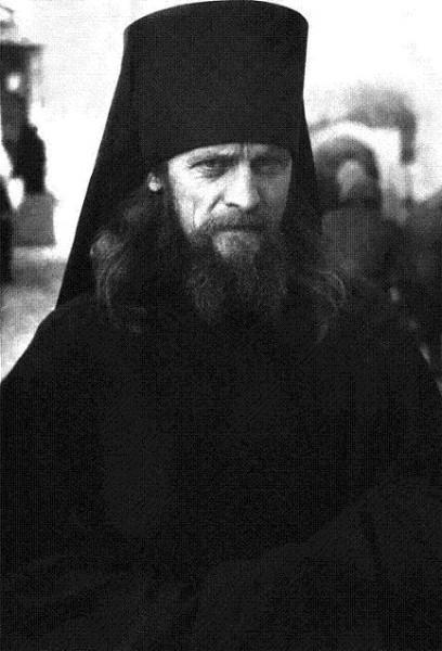 инок Ферапонт Пушкарев