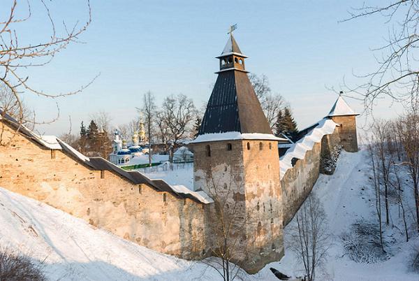 Успенский Псково-Печорский монастырь