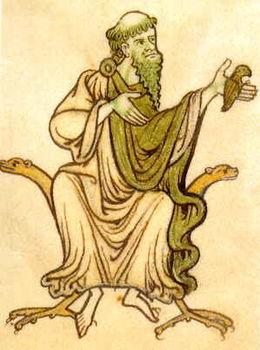 Преподобный Кевин Глендалохский 1