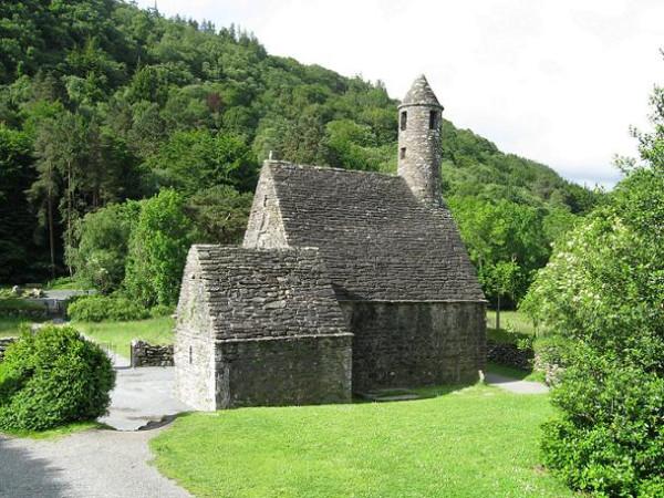 Монастырь Глендалох (ИРЛАНДИЯ)