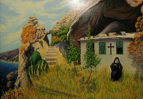 Старец Иосиф Исихаст 1