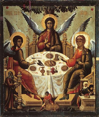 Святая Троица, Москва, 1700 год. Тихон Филатьев