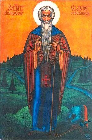 Святитель Клавдий, епископ Безансонский