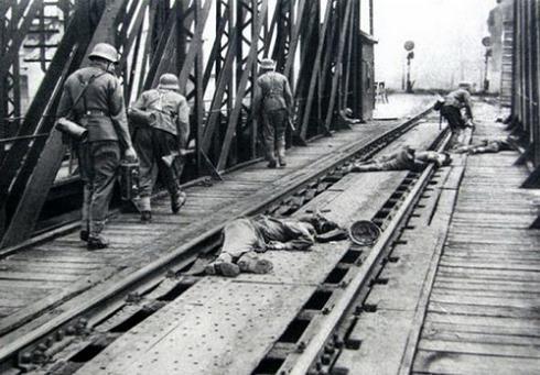 Первый день войны в Перемышле