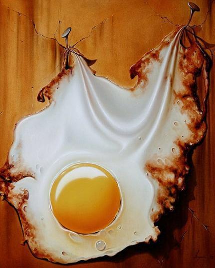 Божий дар и яичница