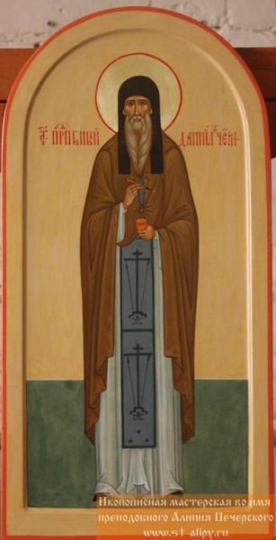 преподобный Даниил Чёрный