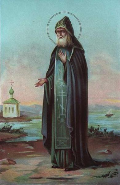 Преподобный Елисей Сумский, Соловецкий