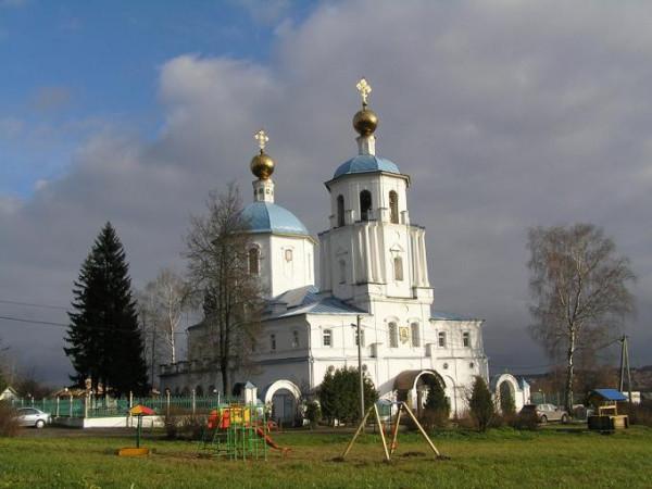 Церковь Спаса Всемилостливого - Солнечногорск