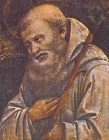 Преподобный Ромуальд Камальдолийский, отшельник