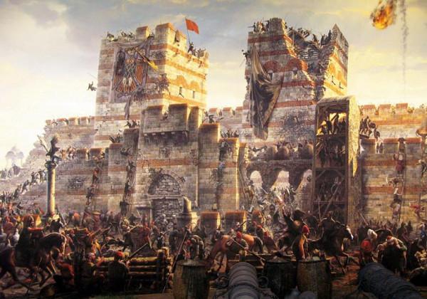 Падение Константинополя в 1943 году