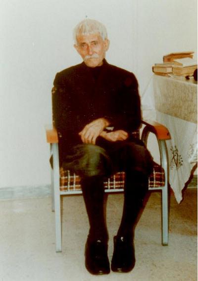 Старец Панаис Хатзиионас