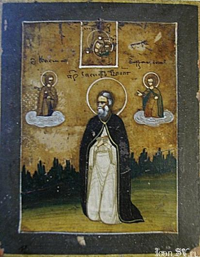 Преподобный Иосиф Заоникиевский