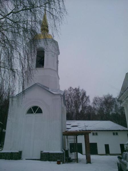 храм Телебукино Рождество колокольня