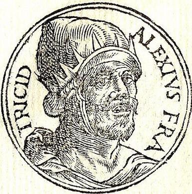 Алексей III Ангел (греч. Αλέξιος Γ' Άγγελος; около 1153 — 1211) — византийский император, правивший в 1195—1203 годах