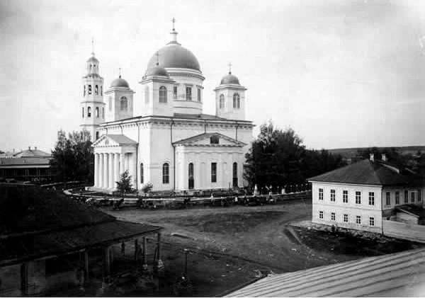 Троицкий собор в Кукарке ,Вятская губерния. 1910-е