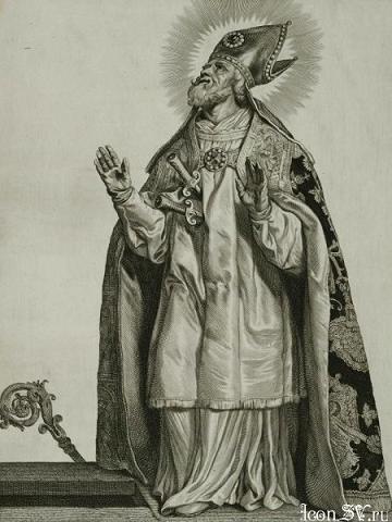 Сященномученик Фридрих Утрехтский