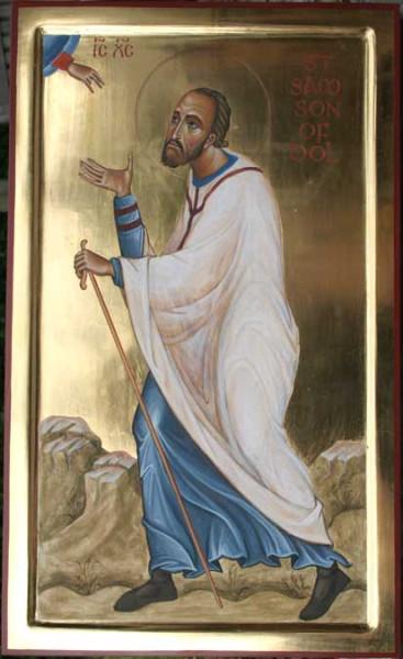 Святилеть Самсон Дольский, епископ