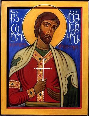Святой исповедник Цотне Дадиани