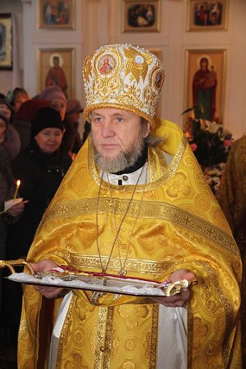 Протоиерей Анатолий Лысенко