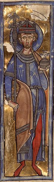 Святой король Освальд