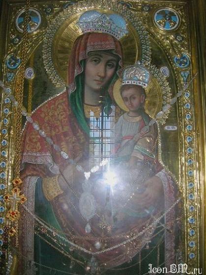 Тригорская икона Божией Матери