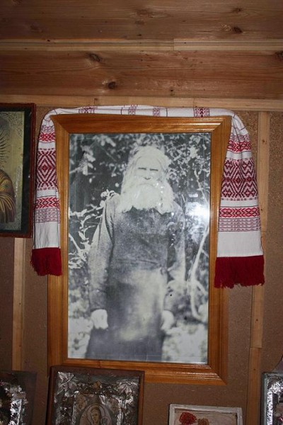 Преподобный Филарет Ичалковский