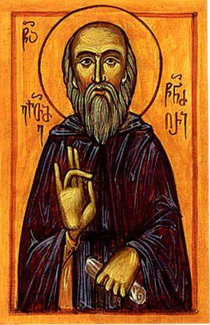 Преподобный Евфимий Многотрудный (Мчеделашвили)