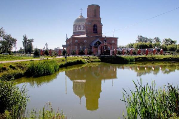Церковь Михаила Архангела - Ичалки - Ичалковский район - Республика Мордовия
