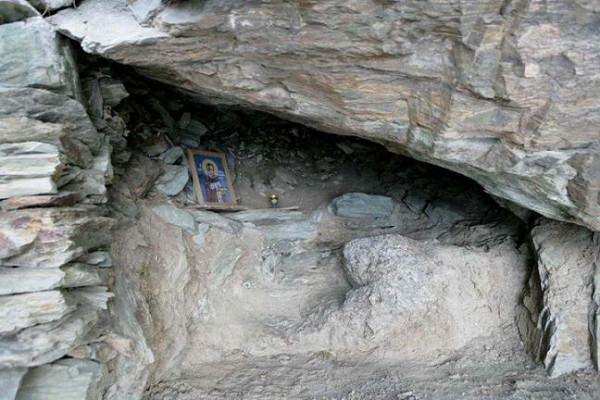 Святитель Нифонт II Константинопольский, патриарх , пещера святителя