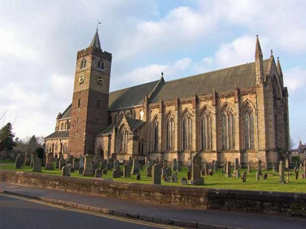 кафедральный собор Данблейн (Dunblane), Шотландия