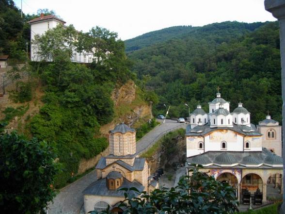 Монастырь Иоакима Осоговского, Македония