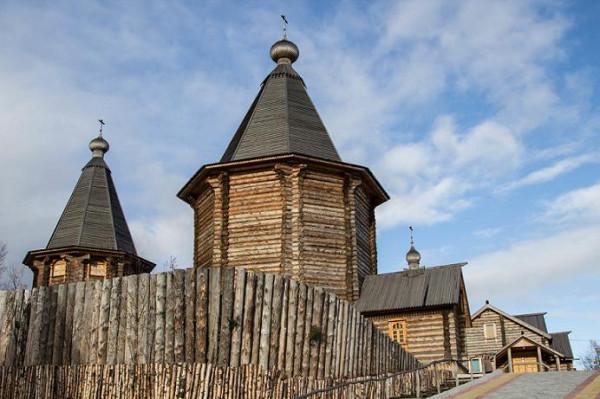 Подворье Трифонов Печенгского мужского монастыря - Храм св. прп. Феодорита Кольского
