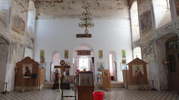 Ильинский храм главный придел май 2016