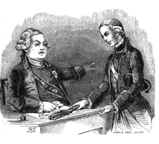 Румянцев и Суворов