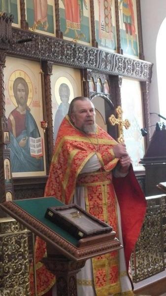 отец Алексий Земляникин