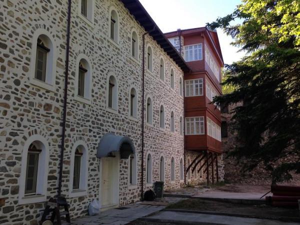 Восстановление обители Старый Русик 2