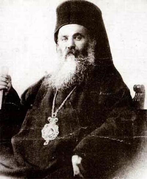Священномученик Хризостом (Калафатис), митрополит Смирнский 2