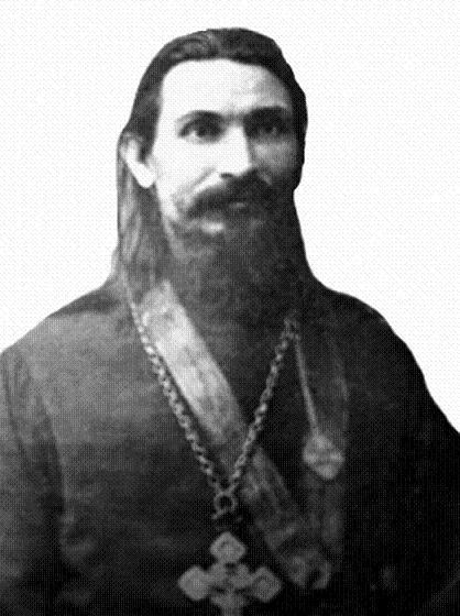 Священномученик Николай Фомич Околович 1