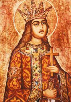 Стефан III Великий, Стефан III Святой, Штефан чел Маре