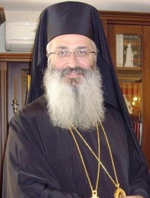 митрополит Александрупольский Анфим