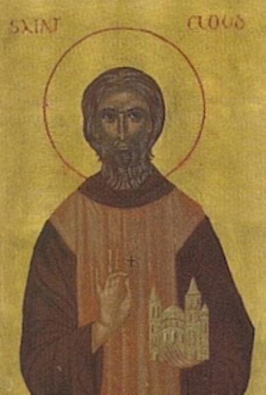 Св. Клодоальд