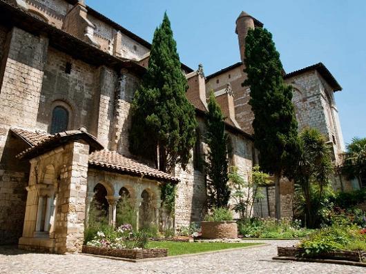 Коллегиальная церковь святого Сальвия Альбийского (Collégiale Saint-Salvi), Альби, Франция