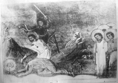 Мученики Гордиан, Макровий, Илья, Зотик, Лукиан и Валериан