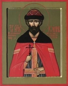 Святой благоверный князь Иоанн Путивльский
