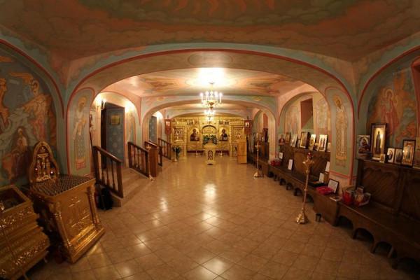 домовой храм МИФИ после ремонта
