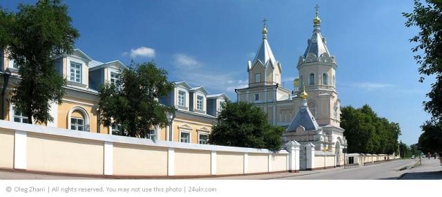 Корецкий_свято-воскресенско-троицкий_женский_монастырь