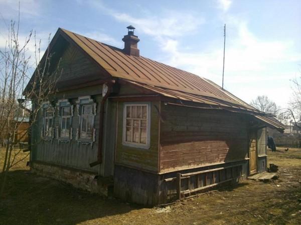 Красная Горбатка наш дом